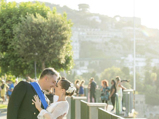 Il matrimonio di Angelo e Anna a Sorrento, Napoli 47