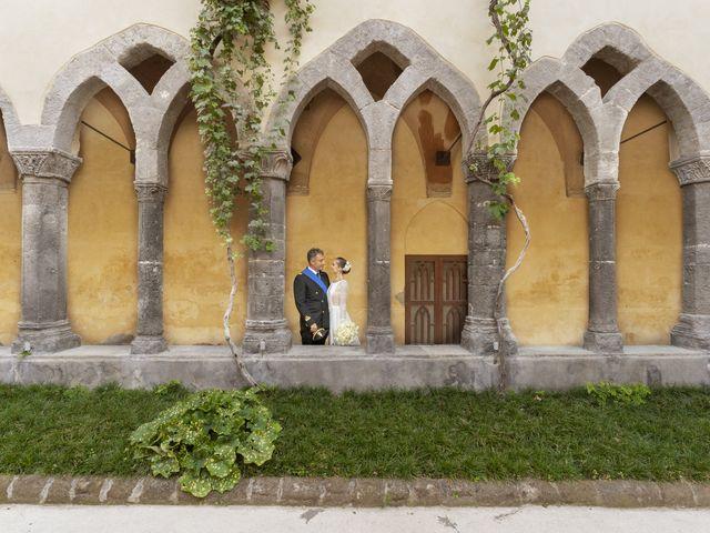 Il matrimonio di Angelo e Anna a Sorrento, Napoli 49