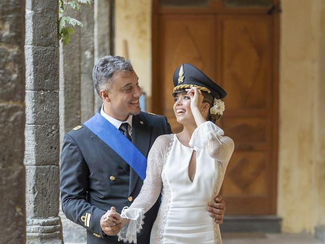 Il matrimonio di Angelo e Anna a Sorrento, Napoli 52