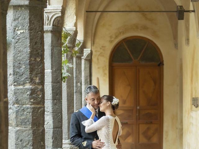 Il matrimonio di Angelo e Anna a Sorrento, Napoli 54
