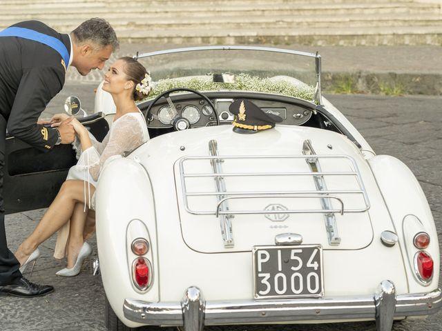 Il matrimonio di Angelo e Anna a Sorrento, Napoli 63