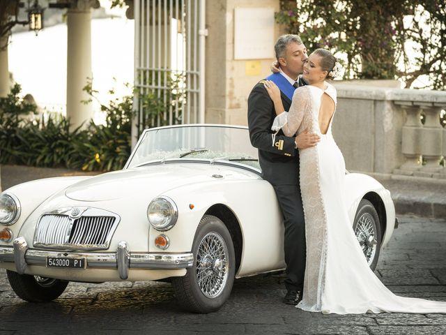 Il matrimonio di Angelo e Anna a Sorrento, Napoli 65