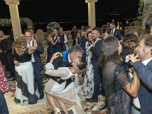 Il matrimonio di Angelo e Anna a Sorrento, Napoli 68