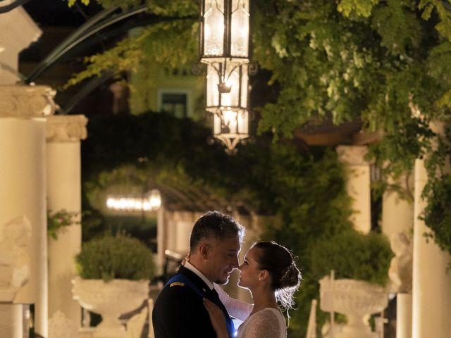 Il matrimonio di Angelo e Anna a Sorrento, Napoli 74