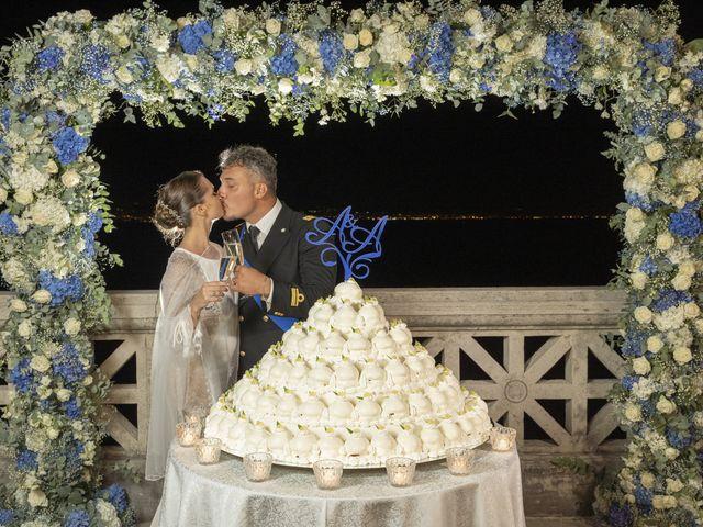 Il matrimonio di Angelo e Anna a Sorrento, Napoli 75