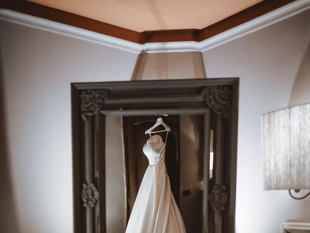 Il matrimonio di Antonino e Valentina a Montespertoli, Firenze 3