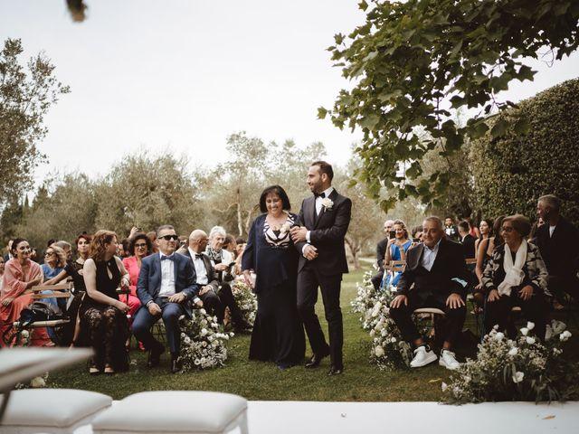 Il matrimonio di Antonino e Valentina a Montespertoli, Firenze 11