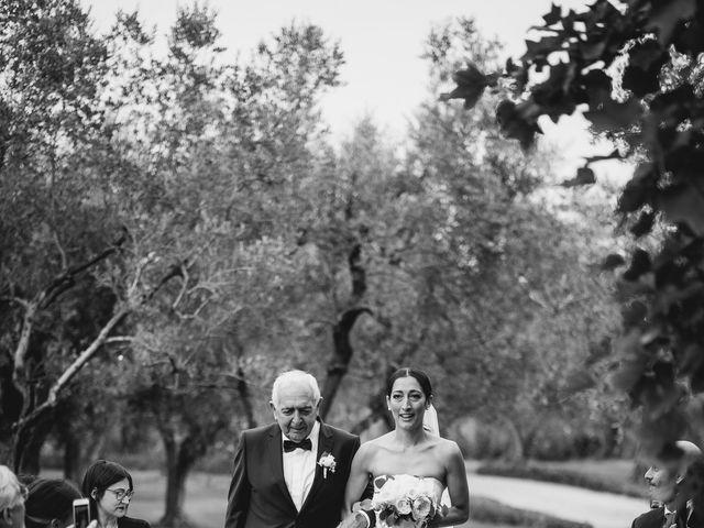 Il matrimonio di Antonino e Valentina a Montespertoli, Firenze 12