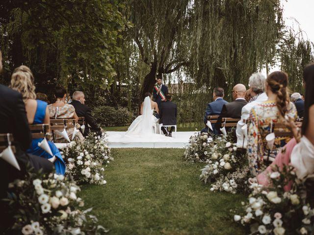 Il matrimonio di Antonino e Valentina a Montespertoli, Firenze 15