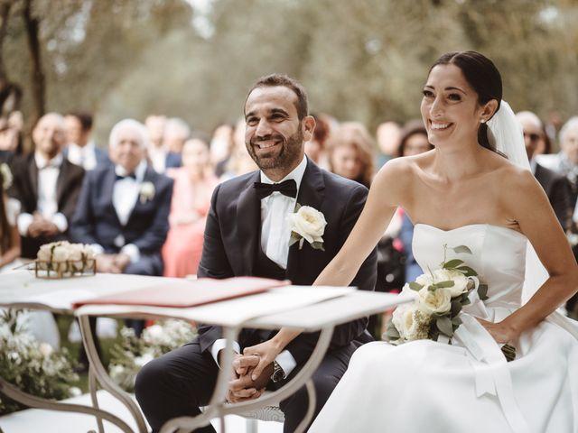 Il matrimonio di Antonino e Valentina a Montespertoli, Firenze 16