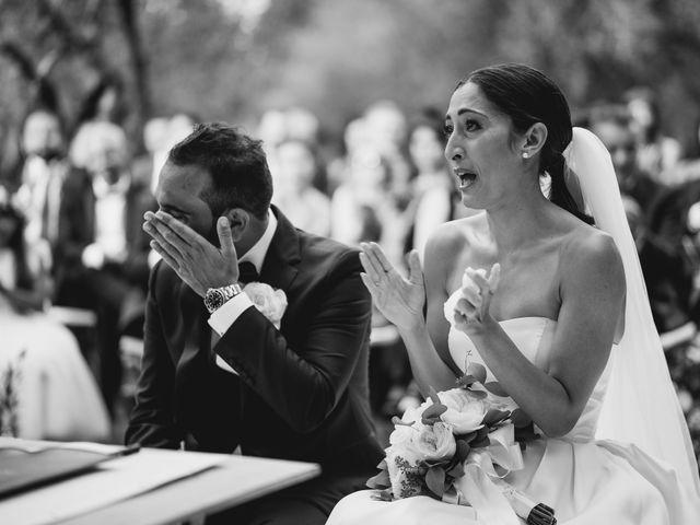 Il matrimonio di Antonino e Valentina a Montespertoli, Firenze 17