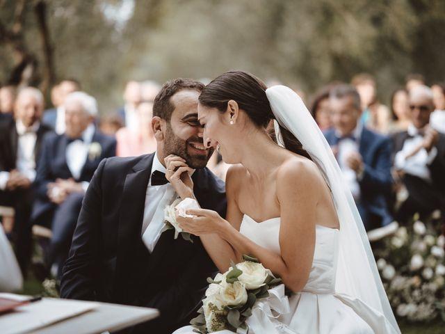 Il matrimonio di Antonino e Valentina a Montespertoli, Firenze 18
