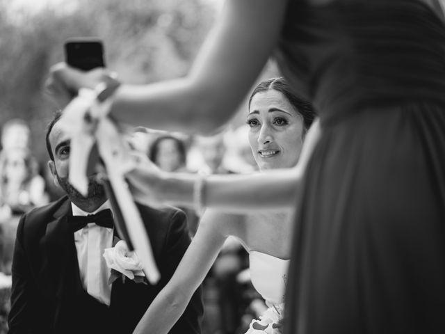 Il matrimonio di Antonino e Valentina a Montespertoli, Firenze 19