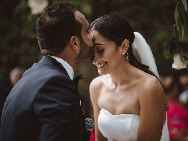 Il matrimonio di Antonino e Valentina a Montespertoli, Firenze 20