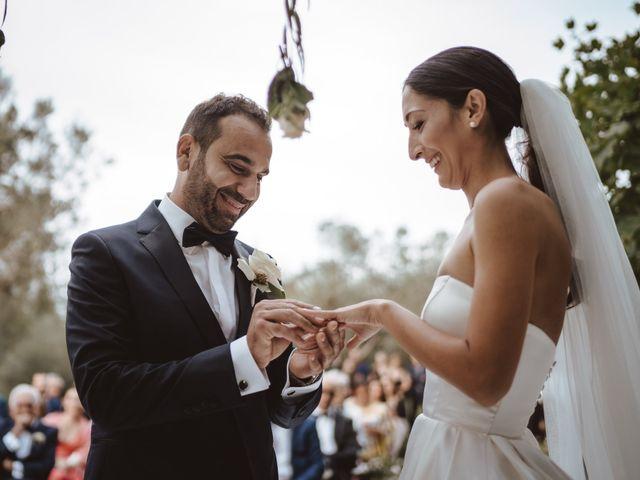 Il matrimonio di Antonino e Valentina a Montespertoli, Firenze 21