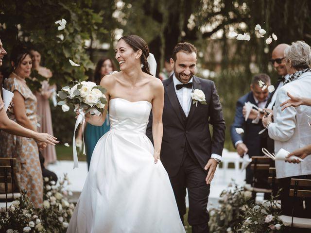 Il matrimonio di Antonino e Valentina a Montespertoli, Firenze 24