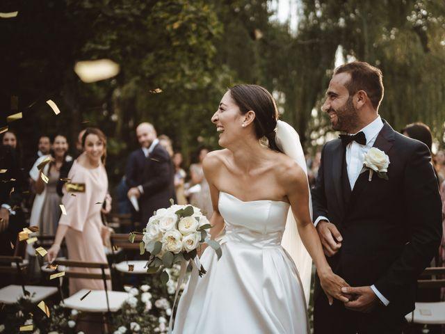 Il matrimonio di Antonino e Valentina a Montespertoli, Firenze 25