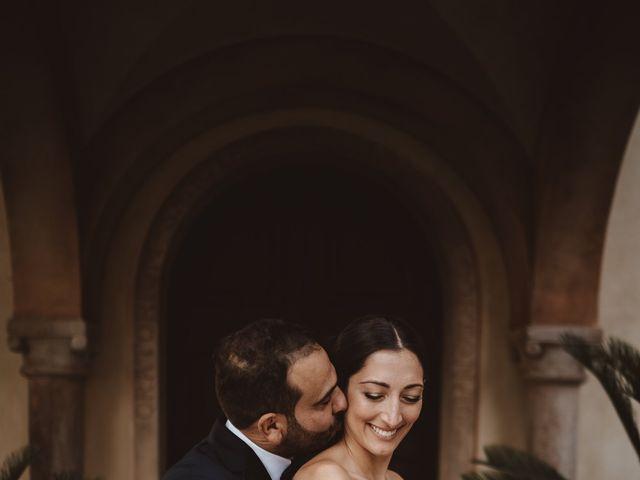 Il matrimonio di Antonino e Valentina a Montespertoli, Firenze 27