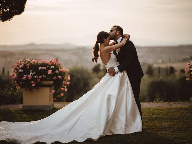 Il matrimonio di Antonino e Valentina a Montespertoli, Firenze 30