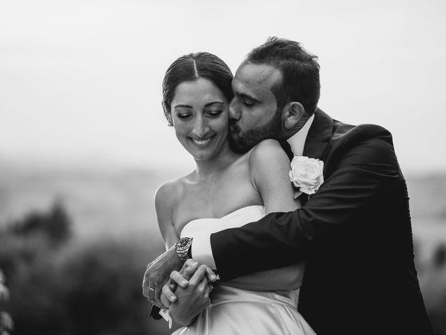 Il matrimonio di Antonino e Valentina a Montespertoli, Firenze 31