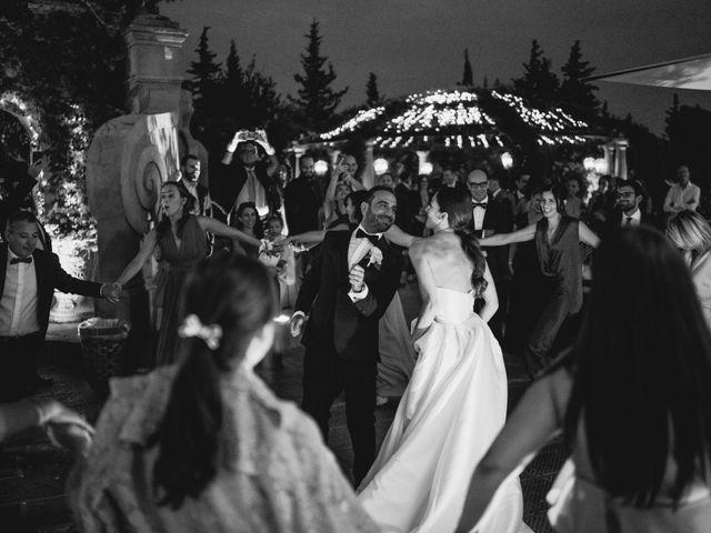 Il matrimonio di Antonino e Valentina a Montespertoli, Firenze 35