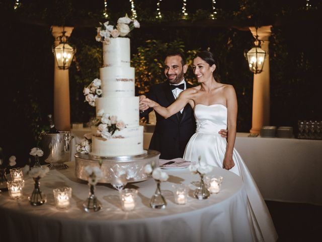 Il matrimonio di Antonino e Valentina a Montespertoli, Firenze 36