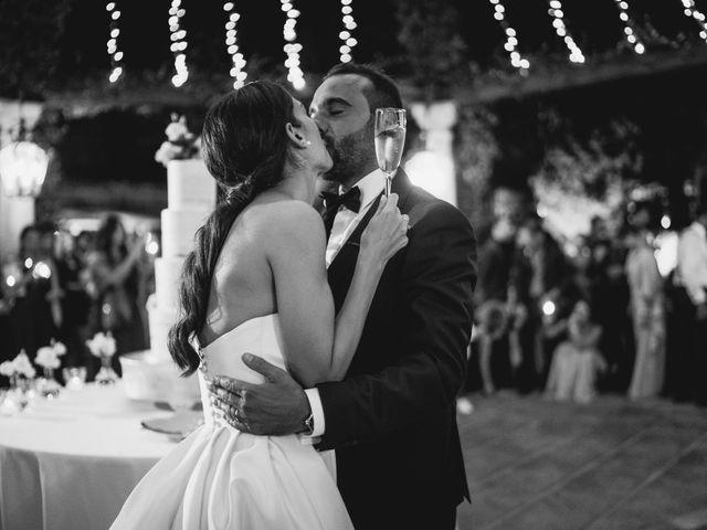 Il matrimonio di Antonino e Valentina a Montespertoli, Firenze 37