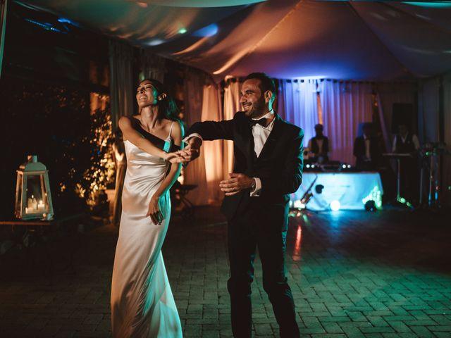 Il matrimonio di Antonino e Valentina a Montespertoli, Firenze 2