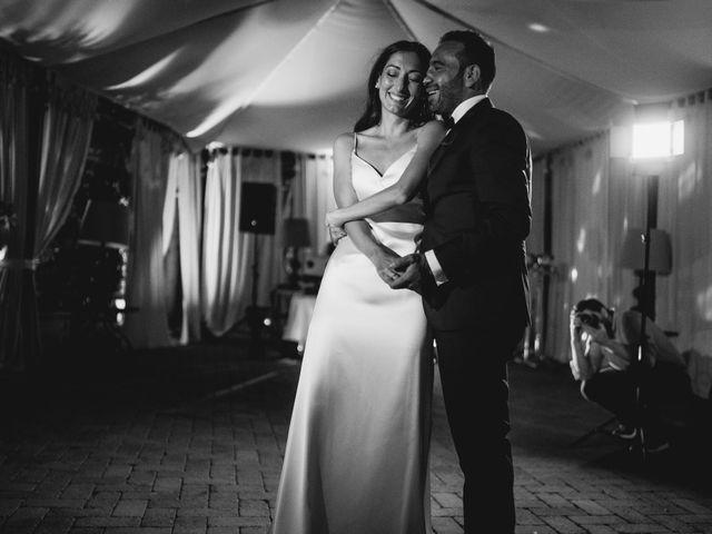 Il matrimonio di Antonino e Valentina a Montespertoli, Firenze 40