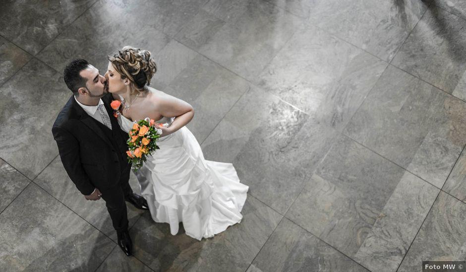 Il matrimonio di Luca e Lisa a San Marino, San Marino