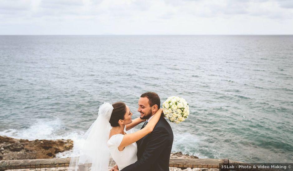 Il matrimonio di Andrea e Marta a San Felice Circeo, Latina