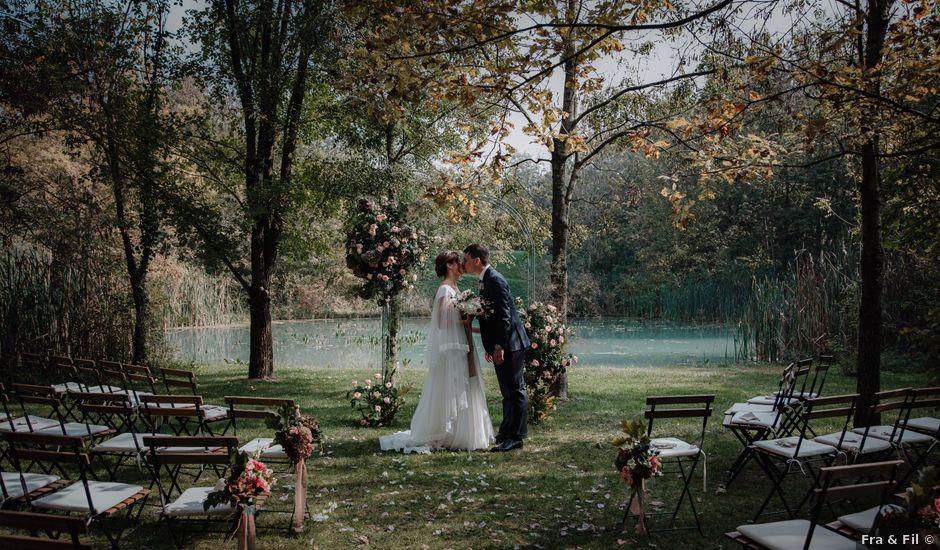 Il matrimonio di Federico e Elena a Medole, Mantova