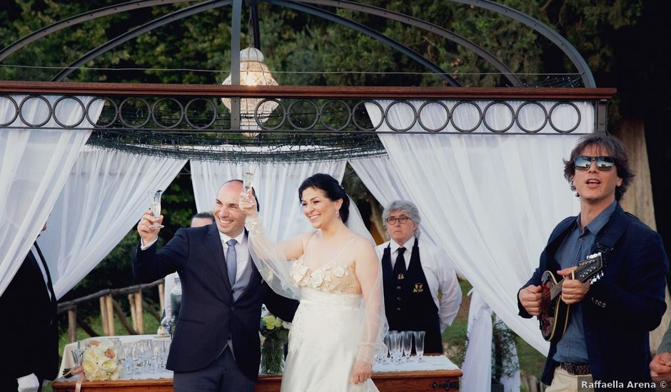 Il matrimonio di Filippo e Rossana a Altomonte, Cosenza