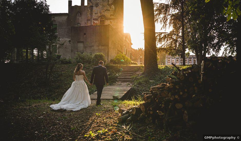 Il matrimonio di Federico e Federica a Roncà, Verona
