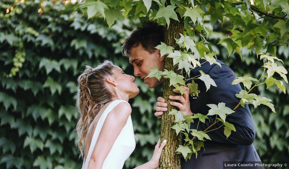 Il matrimonio di Alex e Angela a Vigevano, Pavia