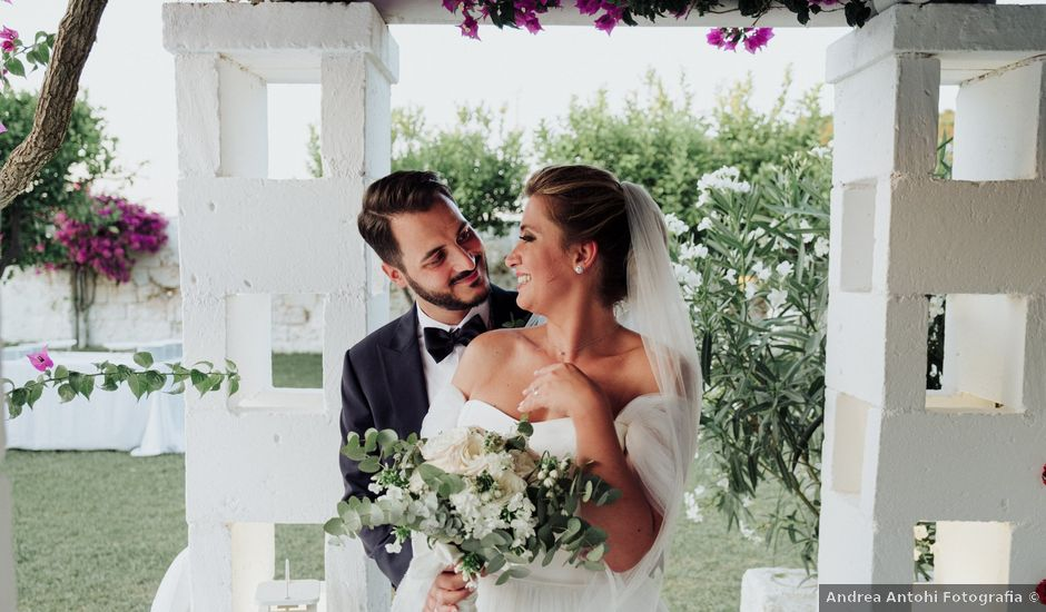 Il matrimonio di Fabio e Margherita a Fasano, Brindisi