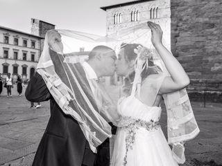 Le nozze di Elisa e Graziano