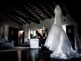 le nozze di Edith e Hugues 1