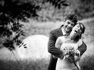Le nozze di Matteo e Sara