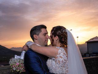 Le nozze di Roberta  e Joseph