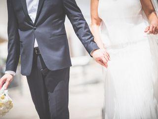 le nozze di Lucy e Claudio 1