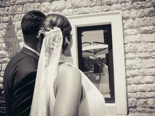Le nozze di Lucy e Claudio