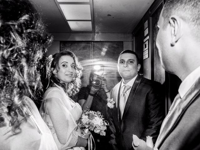 Il matrimonio di Graziano e Elisa a Pistoia, Pistoia 17