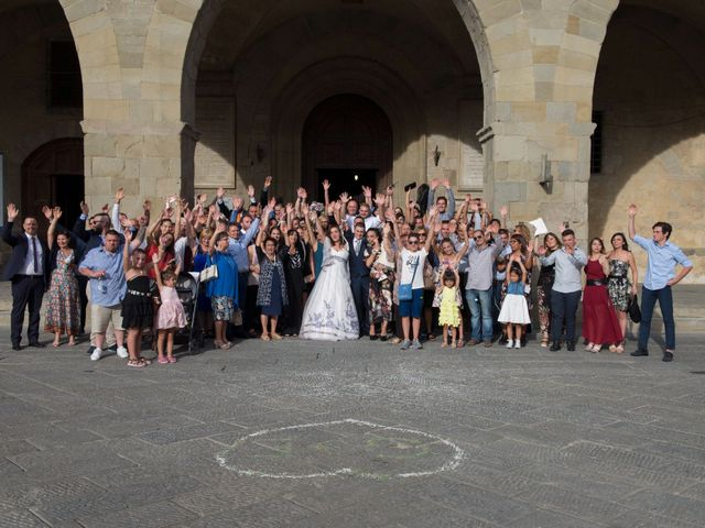 Il matrimonio di Graziano e Elisa a Pistoia, Pistoia 21
