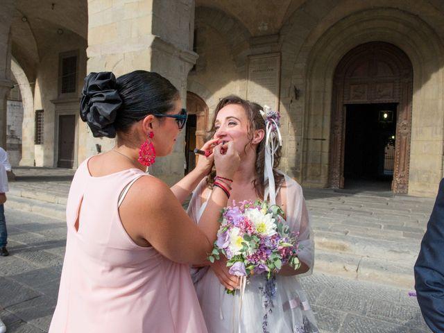 Il matrimonio di Graziano e Elisa a Pistoia, Pistoia 22