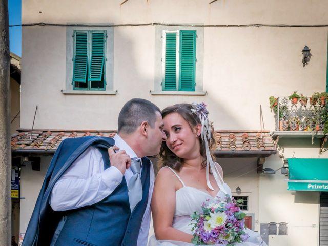 Il matrimonio di Graziano e Elisa a Pistoia, Pistoia 23