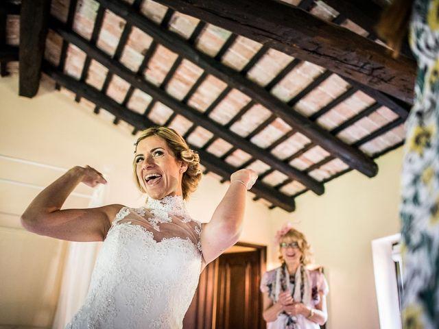 Il matrimonio di Hugues e Edith a Udine, Udine 16