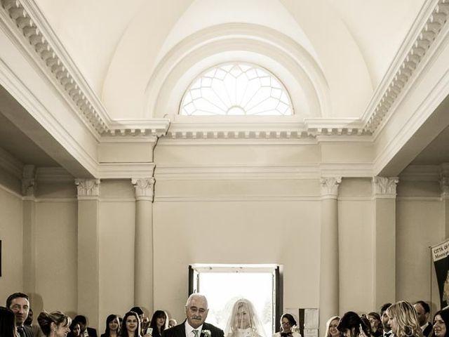 Il matrimonio di Hugues e Edith a Udine, Udine 24