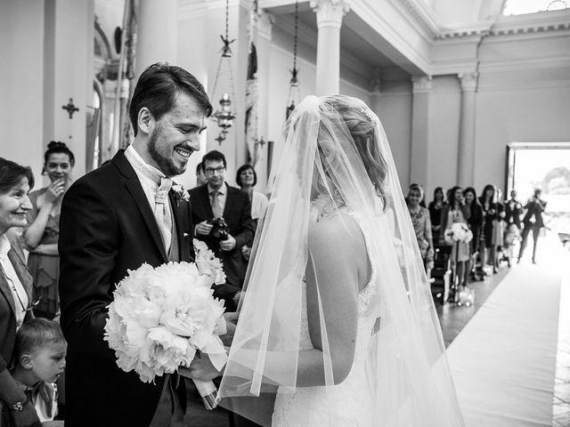 Il matrimonio di Hugues e Edith a Udine, Udine 26