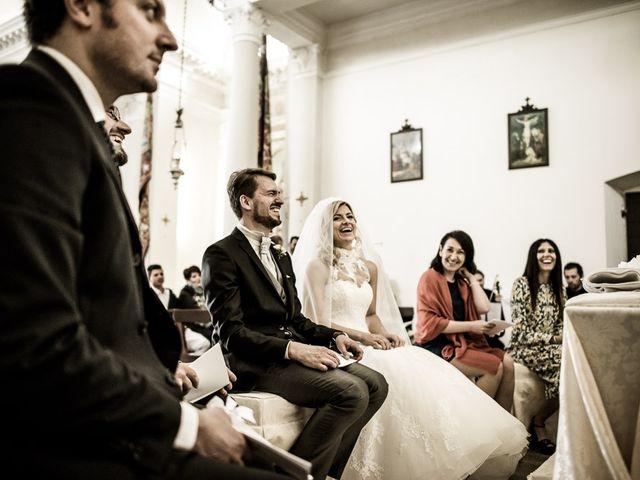 Il matrimonio di Hugues e Edith a Udine, Udine 27